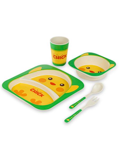 Σετ φαγητού Chick παιδικό