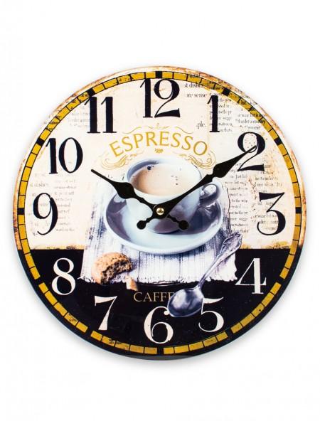 Ρολόι τοίχου Espresso