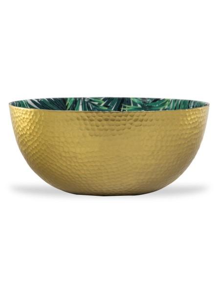 Μπολ χρυσό tropical