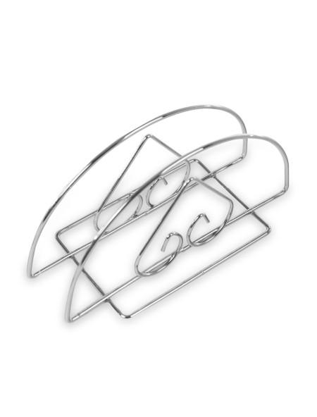 Θήκη μεταλλική για χαρτοπετσέτες με σχέδιο ανάποδη καρδιά
