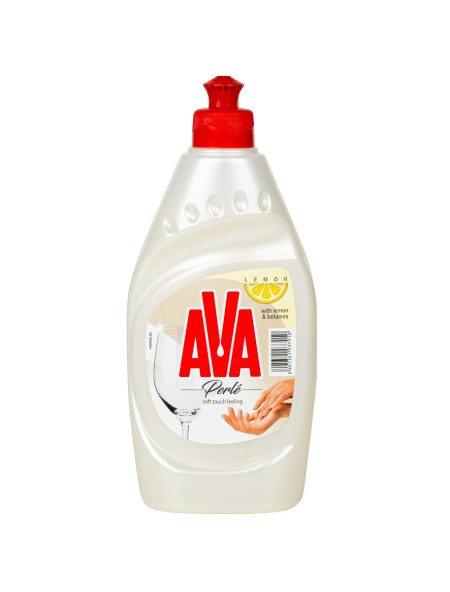 Ava Perle υγρό πιάτων λεμόνι 425ml