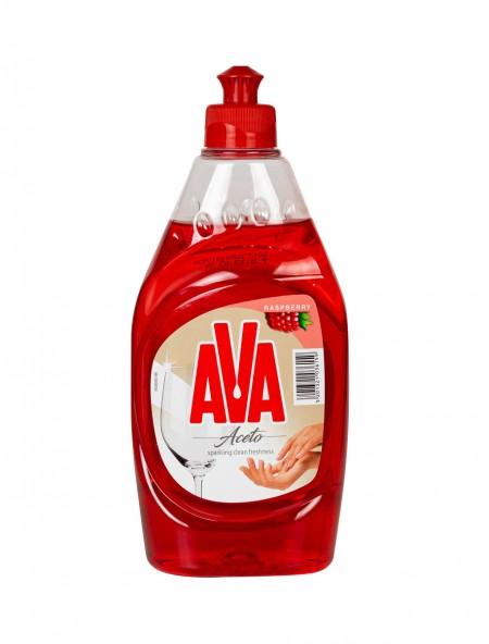 Ava υγρό πιάτων βατόμουρο 425ml