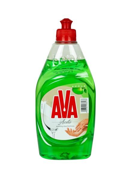 Ava υγρό πιάτων μήλο 425ml