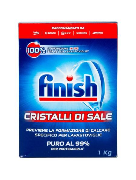 Finish αλάτι πλυντηρίου πιάτων 1kg