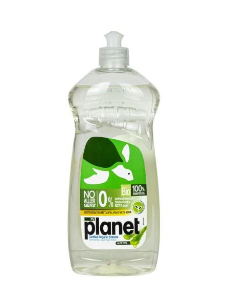 Planet aloe vera υγρό πιάτων 625ml
