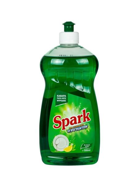 Spark υγρό πιάτων λεμόνι 500ml