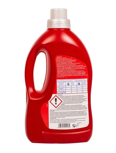 Soft υγρό απορρυπαντικό ρούχων για χρωματιστά 1L