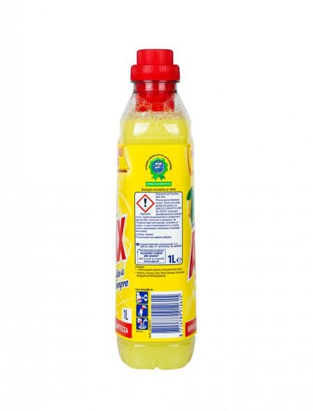 Ajax υγρό γενικής χρήσης λεμόνι 1L