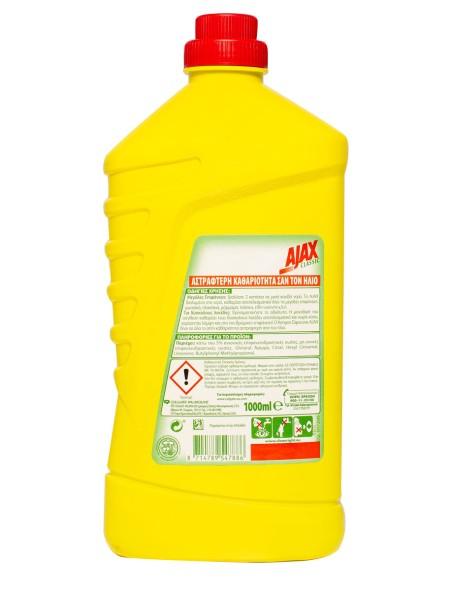 Ajax classic υγρό γενικής χρήσης  με λεμόνι 1L