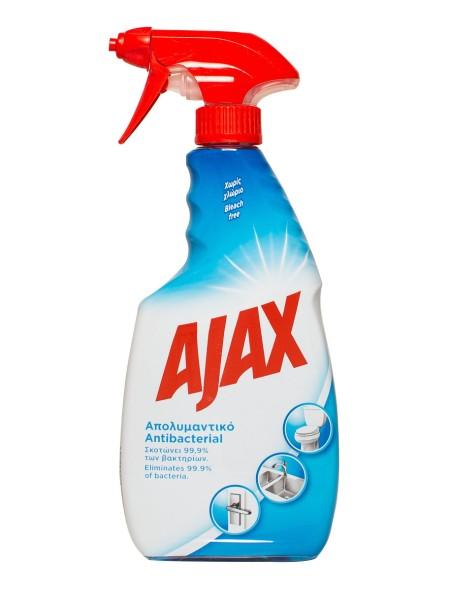 Ajax καθαριστικό γενικής χρήσης χωρίς χλώριο 500ml