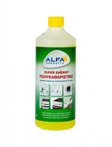 Alfa super energy πολυκαθαριστικό 1L
