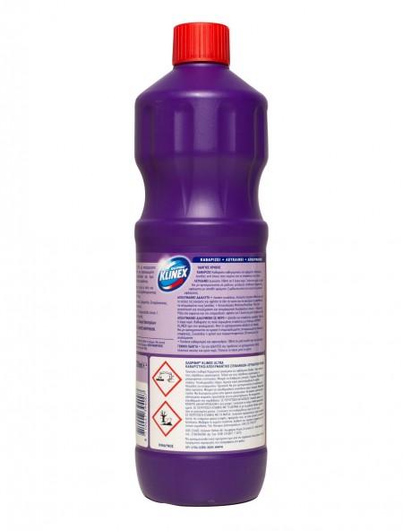 Klinex χλωρίνη παχύρευστη λεβάντα 1250ml