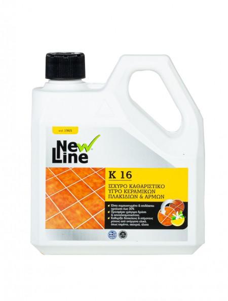 New Line υγρό καθαριστικό για κεραμικά 1L