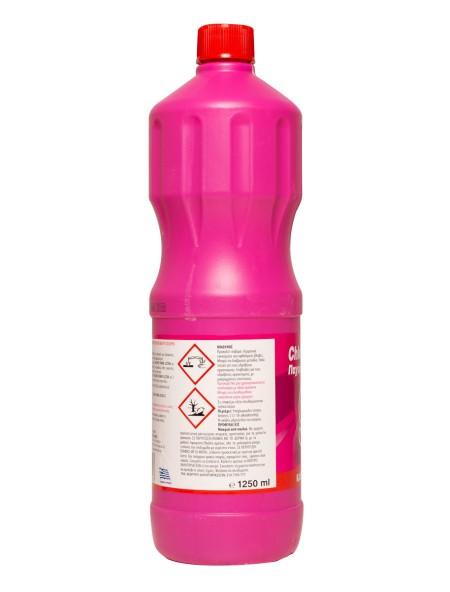 Spark χλωρίνη παχύρευστη ροζ 1250ml