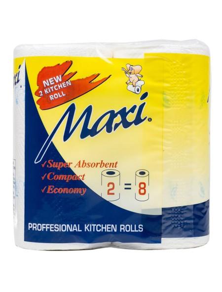 Maxi επαγγελματικό ρολό κουζίνας 2x328gr