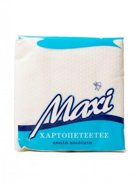 Maxi χαρτοπετσέτες 28x30cm 70 τεμάχια