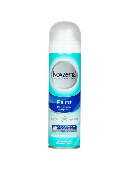 Noxzema spray pilot αποσμητικό 150ml