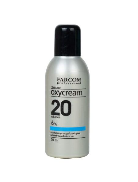 Farcom oxycream 20 vol 6% 70ml
