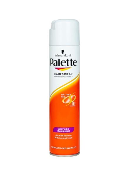 Palette λακ μαλλιών δυνατό κράτημα 300ml