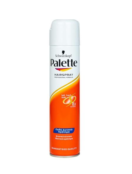 Palette λακ μαλλιών πολύ δυνατό κράτημα 300ml