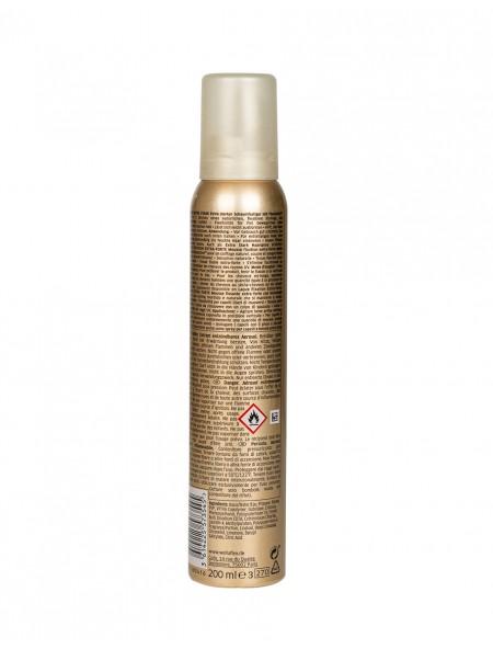 Wellaflex extra stark N.4 αφρός μαλλιών 200ml