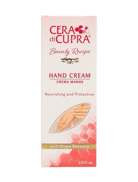 Cera di Cupra κρέμα χεριών με μέλι 75ml