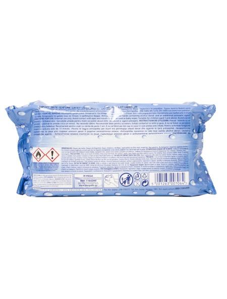 Wet Hankies αντιβακτηριακά υγρά μαντηλάκια 72 τεμάχια