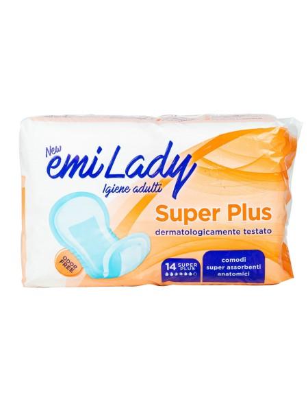 Emi Lady σερβιέτες super plus extra long 14 τεμάχια