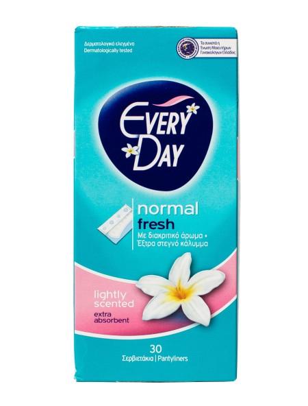 EveryDay fresh normal σερβιετάκια 30 τεμάχια
