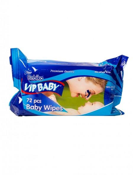Bebiko vip baby μωρομάντηλα 72 τεμάχια