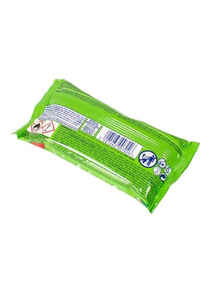 Wet Hankies λεμόνι αντιβακτηριακά υγρά μαντηλάκια 15 τεμάχια
