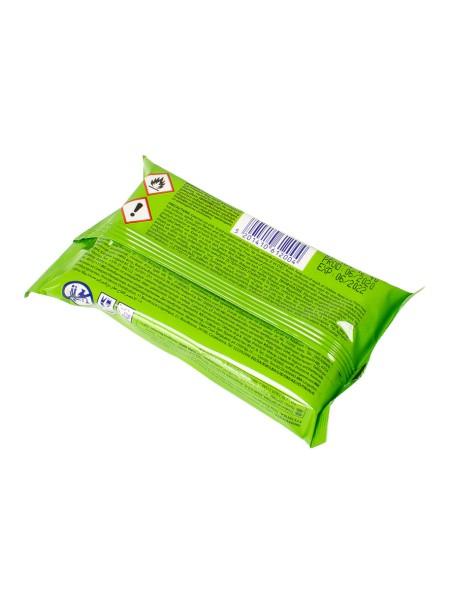 Septona πράσινο μήλο αντιβακτηριακά μαντηλάκια 15 τεμάχια