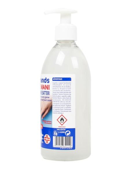 Tay San αντιβακτηριακό gel χεριών 500ml