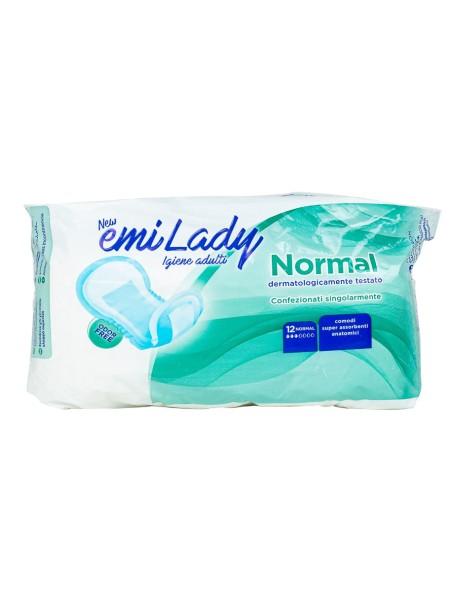 Emi Lady σερβιέτες normal 12 τεμάχια