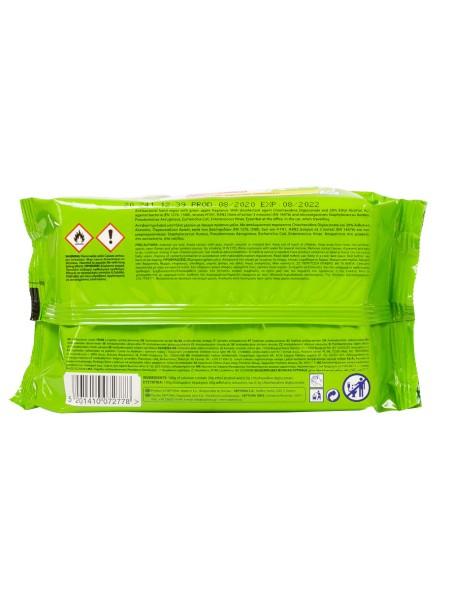 Septona αντιβακτηριακά υγρά μαντηλάκια 60 τεμάχια