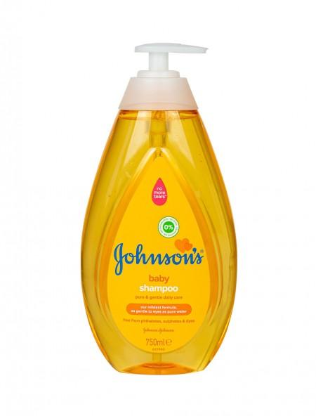 Johnson's παιδικό σαμπουάν 750ml