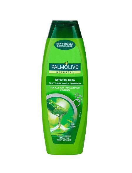 Palmolive silky shine effect aloe vera σαμπουάν 350ml