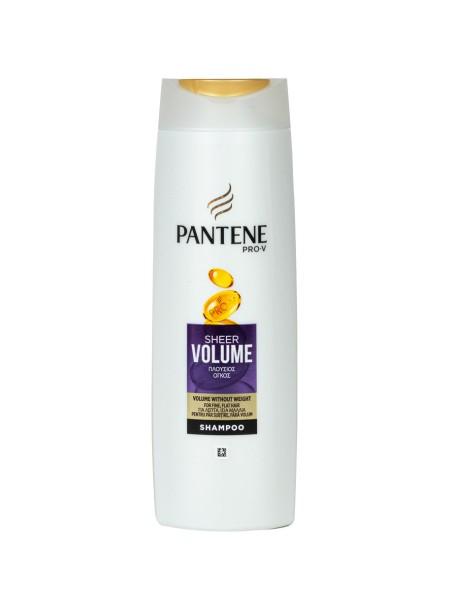 Pantene sheer volume σαμπουάν για όγκο 360ml