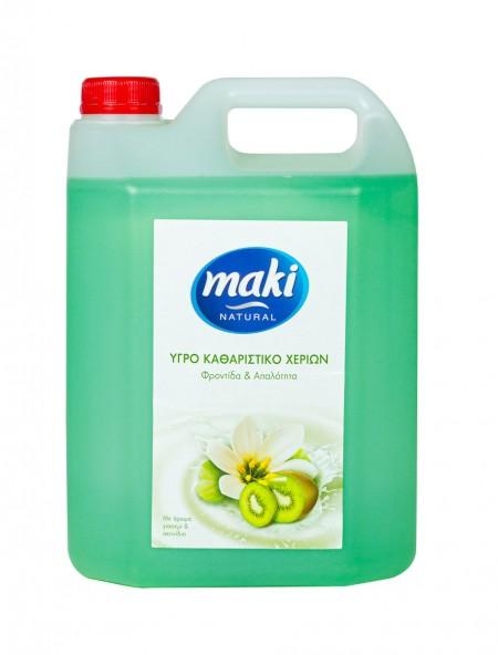 Maki γιασεμί κρεμοσάπουνο 4L