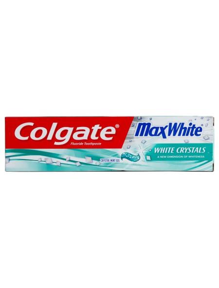 Colgate max white οδοντόκρεμα 100ml