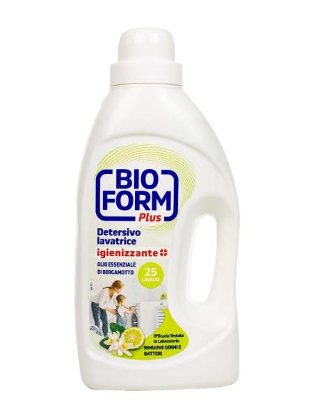 Bioform υγρό απορρυπαντικό περγαμόντο 1.62L