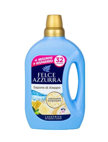 Felce Azzura sapone di aleppo απορρυπαντικό πλυντηρίου ρούχων 1.595L