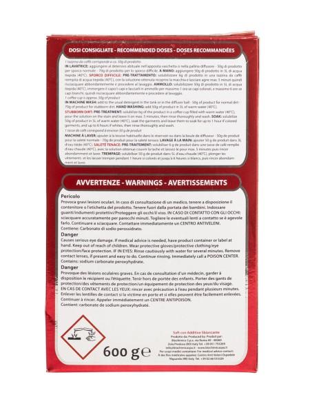 Soft ενισχυτικό πλύσης για χρωματιστά ρούχα 600gr