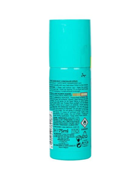 L'oreal magic retouch spray ανοιχτό ξανθό βαφή μαλλιών 75ml