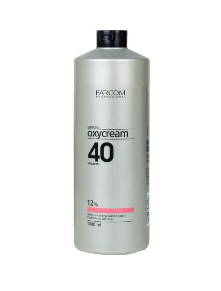 Farcom oxycream 40 vol 12% 1L