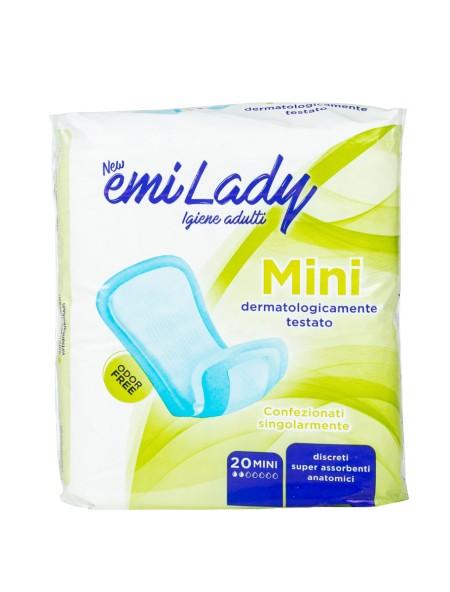 Emi Lady σερβιέτες mini 20 τεμάχια
