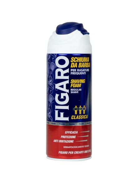 Figaro classic αφρός ξυρίσματος 400ml