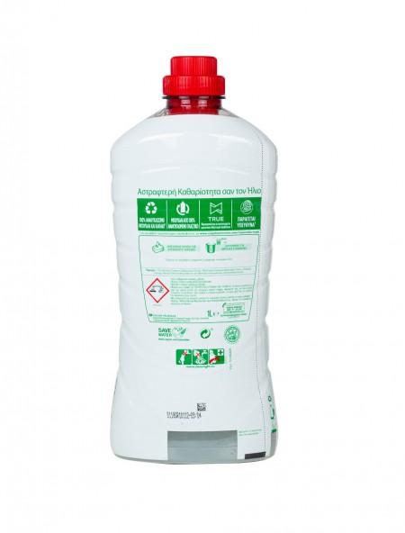 Ajax καθαριστικό γενικής χρήσης άσπρος σίφουνας 1L
