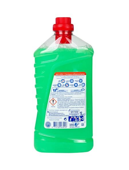 Ajax ultra καθαριστικό γενικής χρήσης λεμόνι 1L