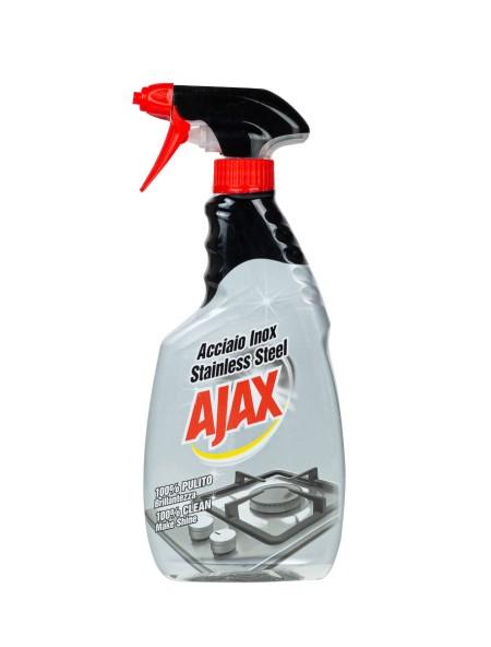 Ajax spray καθαριστικό για ανοξείδωτες επιφάνειες 500ml